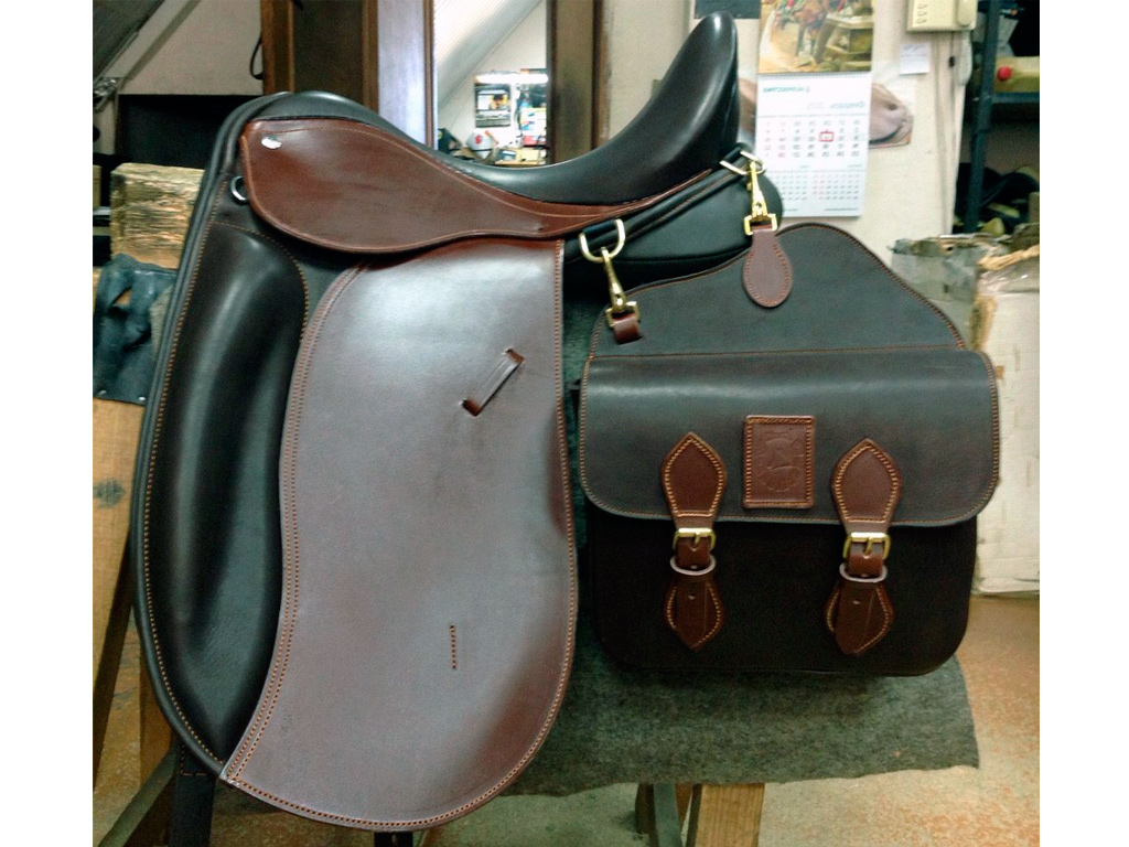 Диамант с наружными упорами и сумками